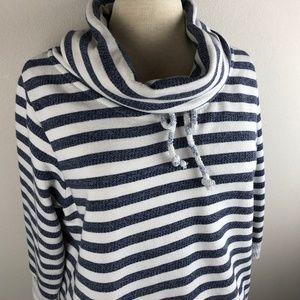 Loveappella Stitch Fix 3/4 Sleeve Pullover Size L